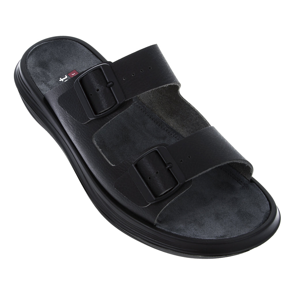 kybun Uri sandal, shown from outer side