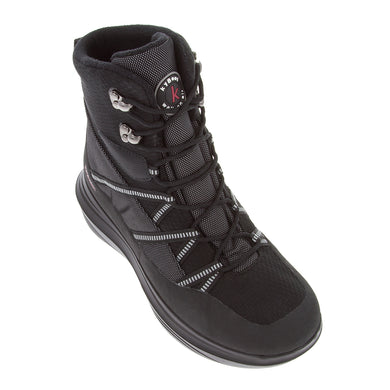 kybun - Zermatt Black (Men's Winter Boot)
