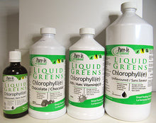 Load image into Gallery viewer, Pure-Le Natural - Liquid Greens - Chlorophyll