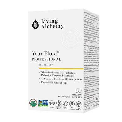 Living Alchemy - Your Flora Professional