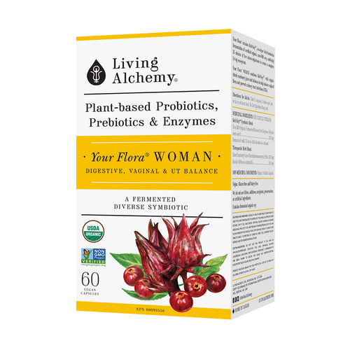 Living Alchemy - Your Flora WOMAN