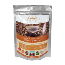 Peruvian Harvest Maca XPresso packaging