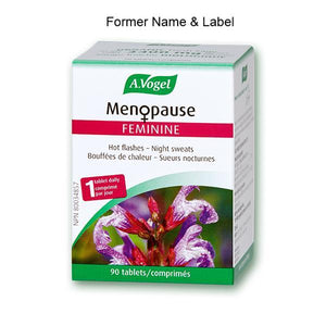 Package of A. Vogel Menopause Tablets