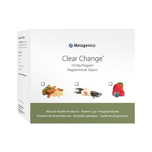 Metagenics - Clear Change 10 Day Program