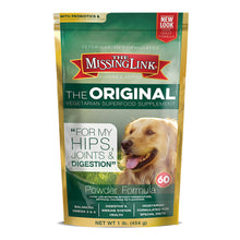 Load image into Gallery viewer, 1 lb Bag of The Missing Link Vegetarian Well Blend of Hips, Joints and More