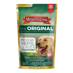 1 lb Bag of The Missing Link Vegetarian Well Blend of Hips, Joints and More