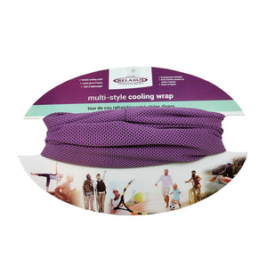 Purple Multi-Style Cooling Wrap