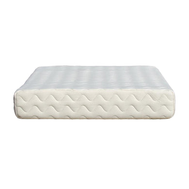 Front view of a 10 inch thick Nature's Embrace mattress