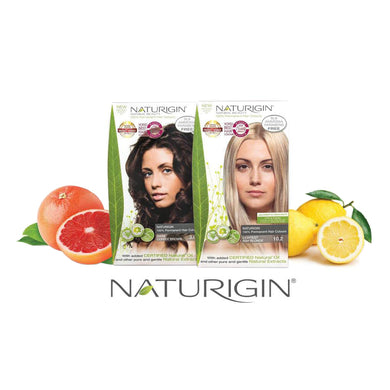 Naturigin - Permanent Natural Hair Colour