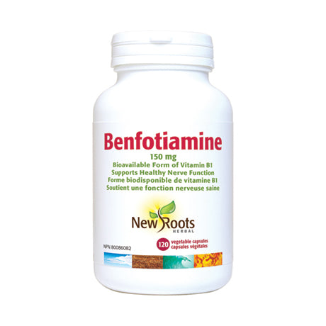 New Roots Herbal - Benfotiamine