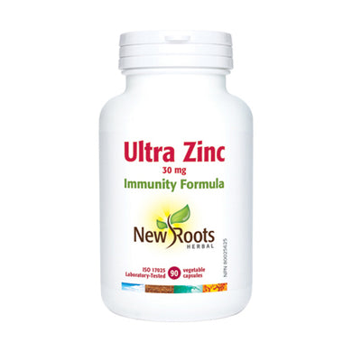 New Roots Herbal - Ultra Zinc (30 mg)