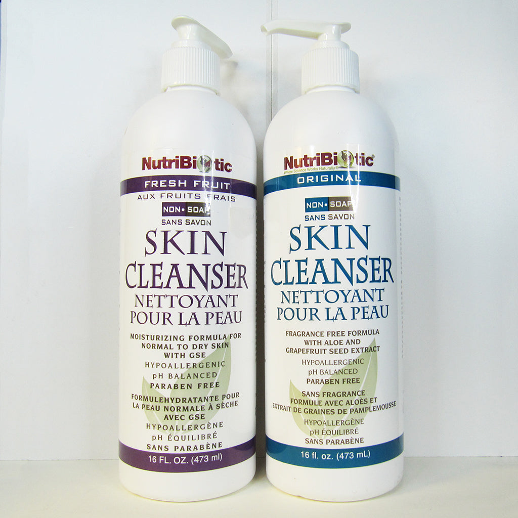 NutriBiotic - Non-Soap Skin Cleanser