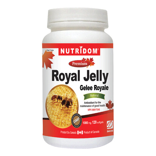 Nutridom - Premium Royal Jelly