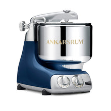 Ankarsrum Assistent Original, Ocean Blue colour case
