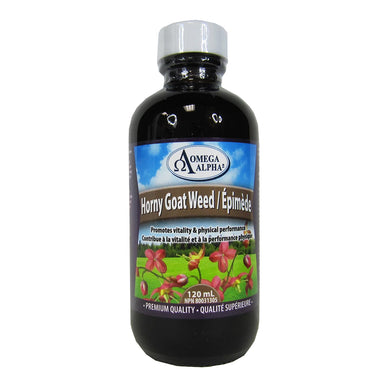 Omega Alpha - Horny Goat Weed