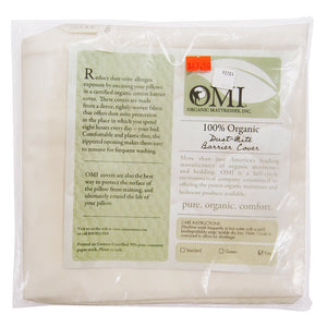 OMI - Dust-Mite Barrier Pillow Cover (King-Sized)
