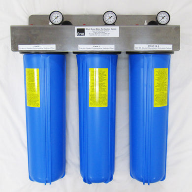 OPUS - Whole House Water Purification Model 85