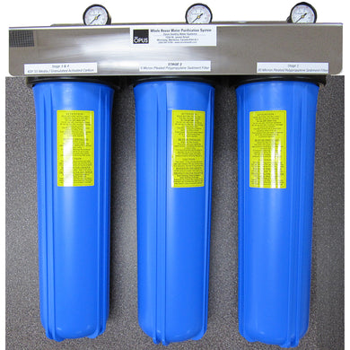 OPUS - Whole House Water Purification Model 55