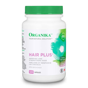 Organika - Hair Plus
