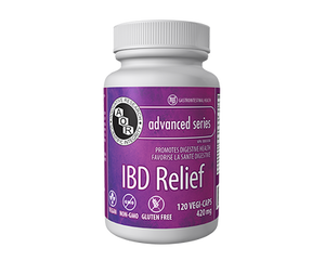 AOR IBD Relief, newer bottle style