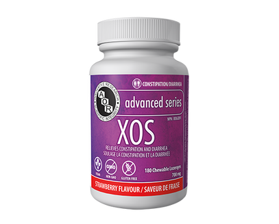 AOR XOS, strawberry flavour