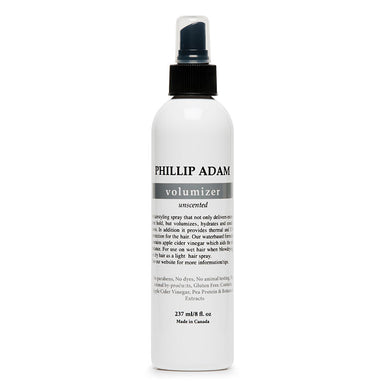 237ml Bottle of Volumizer Hair Spray by Phillip Adam