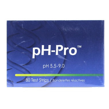 CanPrev - pH-Pro Test Strips