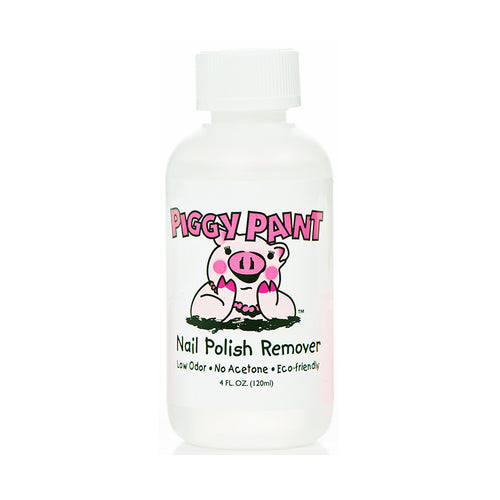 Piggy Paint - Natural Nail Polish Remover