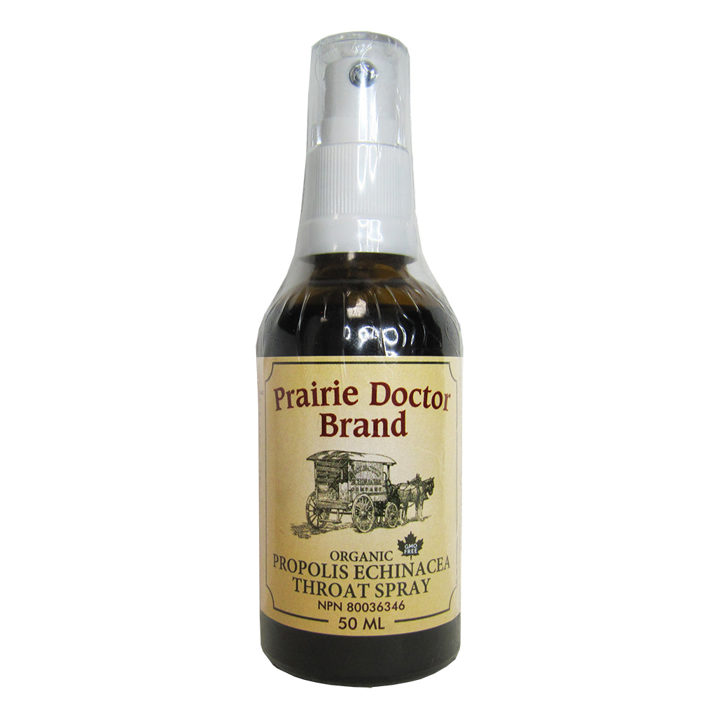 Prairie Doctor Brand - Propolis Echinacea Throat Spray