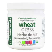 Load image into Gallery viewer, Prairie Naturals Organic Fermented Wheat Grass