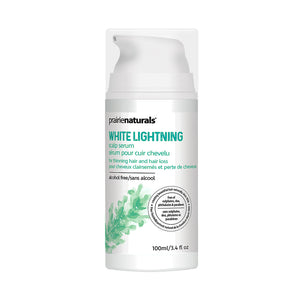 Prairie Naturals - White Lightning Scalp Serum