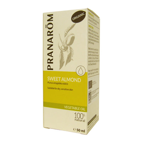 Pranarom - Organic Sweet Almond Oil