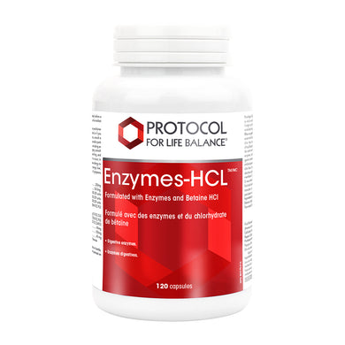 Protocol - Enzymes-HCL