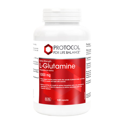 Protocol - Extra Strength L-Glutamine