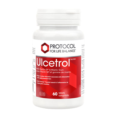Protocol - Ulcetrol (With PepZin GI and Mastic Gum)