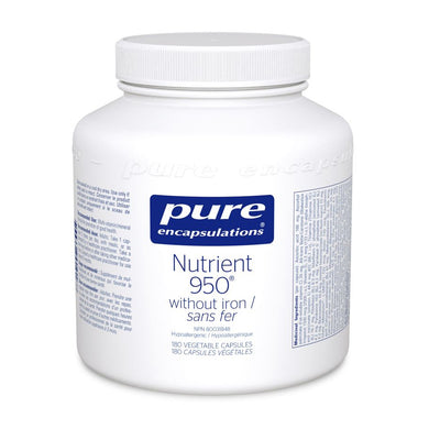 Pure Encapsulations - Nutrient 950 without Iron
