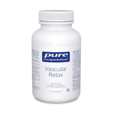 Pure Encapsulations - Vascular Relax