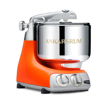 Ankarsrum Assistent Original, Pure Orange colour case