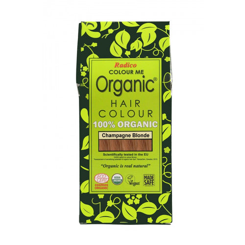 Radico - Colour Me Organic Hair Colour