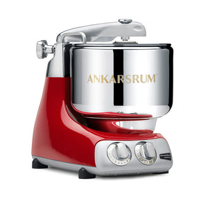 Ankarsrum Assistent Original, Metallic Red colour case