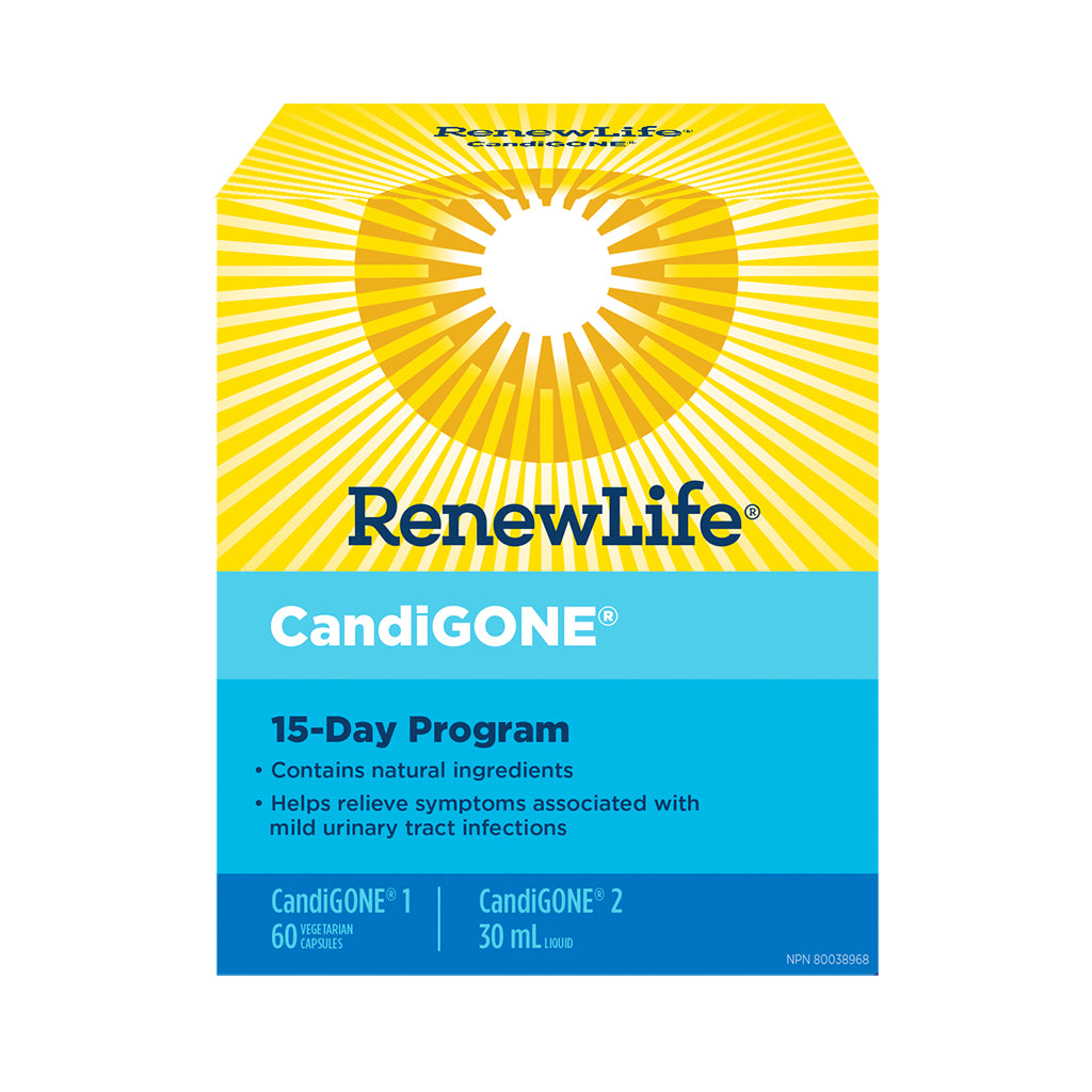 Renew Life - CandiGONE (15 Day Program)