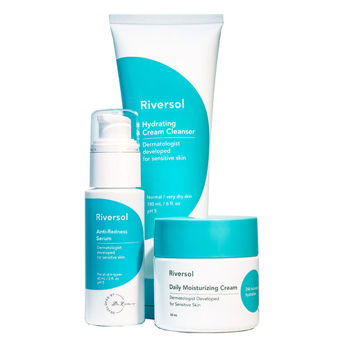 Riversol - Redness Control Trio