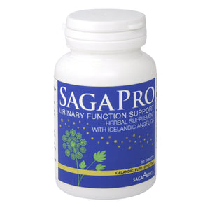 Saga Pro Icelandic Angelica Leaf for Urinary Frequency