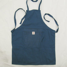 Load image into Gallery viewer, Sebastien & Groome Authentique Adjustable Apron, in blue