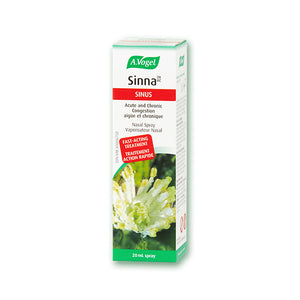 package of A. Vogel Sinna Nasal Spray