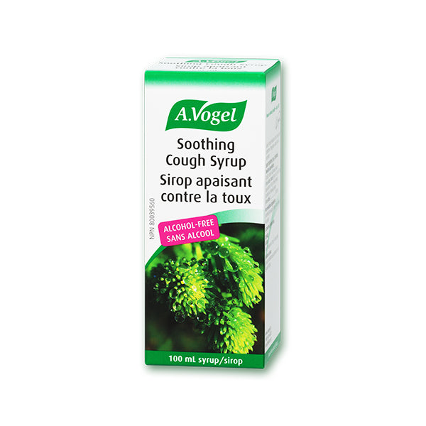 A. Vogel Soothing Cough Syrup
