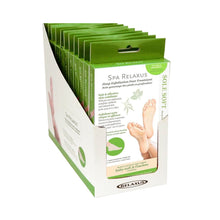 Sole Soft Deep Exfoliation Foot Treatment, Tea Tree & Peppermint Type