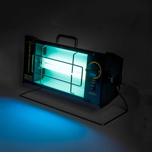 Sperti Phototherapy Lamp for Psoriasis (In Operation)