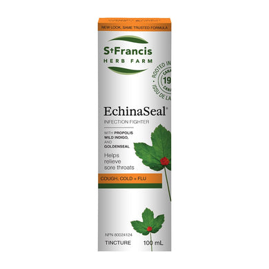 St. Francis Herb Farm EchinaSeal, new packaging style