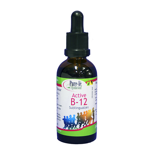 Pure-Le Natural - Sublingual Active B-12